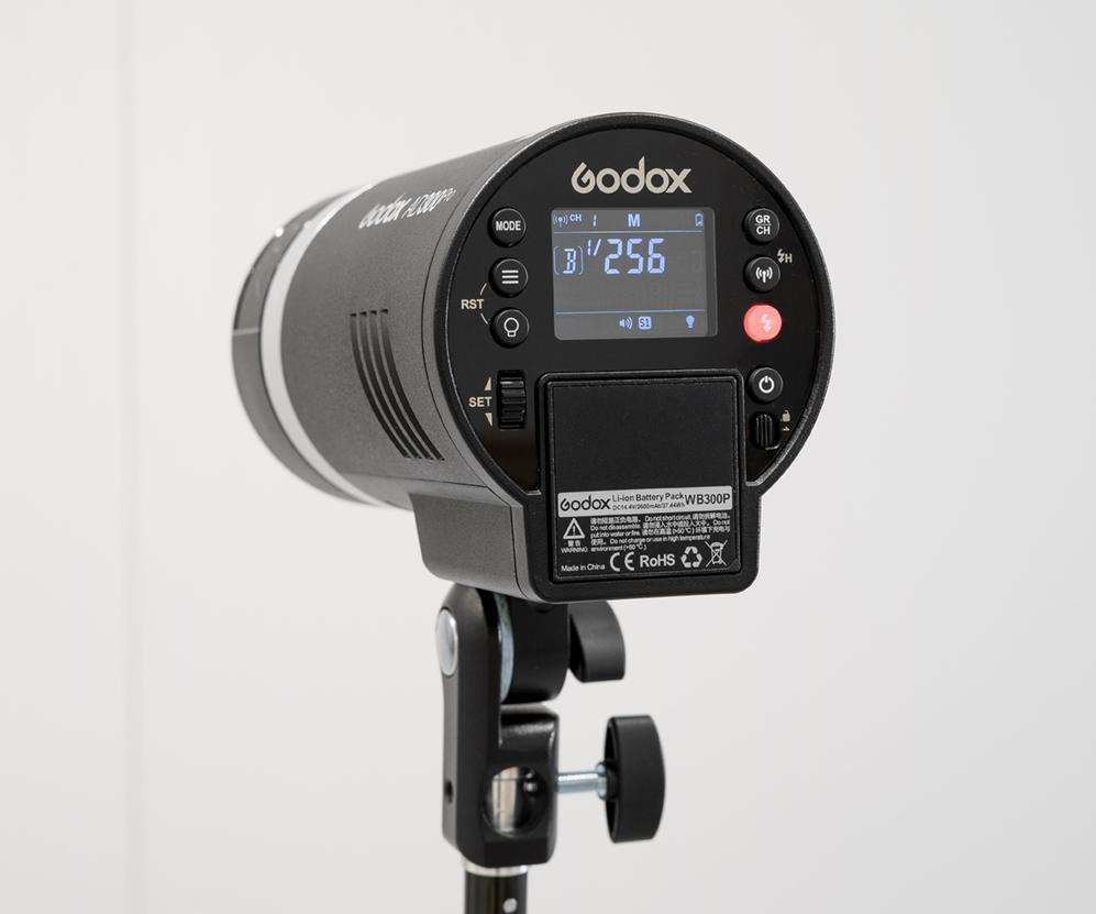 Godox Witstro AD300Pro Portable Outdoor Flash