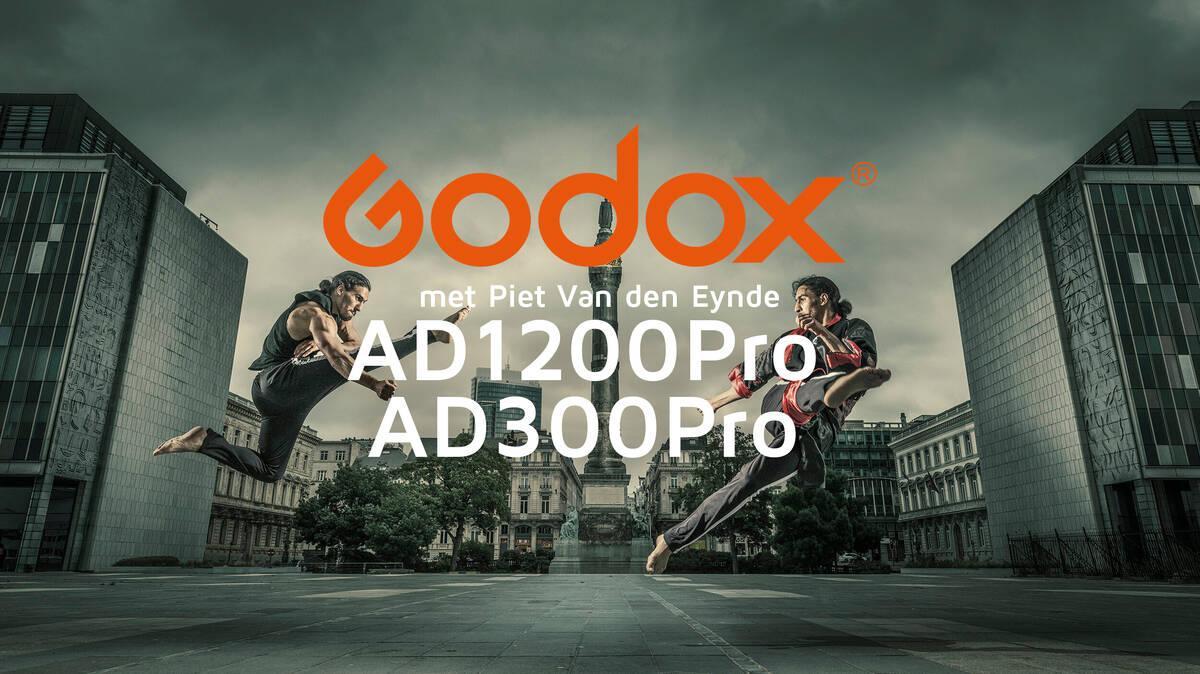 Godox: Professionele fotografie- & videoverlichting